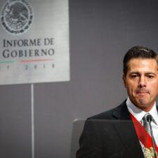 Peña Nieto: el desastre y lavergüenza del PRI