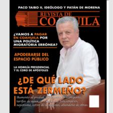 Revista de Coahuila Número 329 Febrero 2019