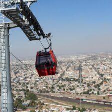 El teleférico, de la crítica a la atracción turística