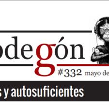 Bodegón #332 mayo 2019 – Muy valientes y autosuficientes