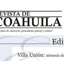 Villa Unión, némesis del 'culiacanazo' – Editorial diciembre 2019