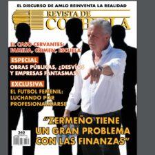 Revista de Coahuila Número 340 – Enero 2020
