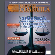 Revista de Coahuila Número 342 – Marzo 2020