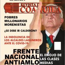 Revista de Coahuila Número 346 – Julio 2020