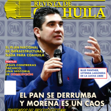 Revista de Coahuila Número 349 – Octubre 2020