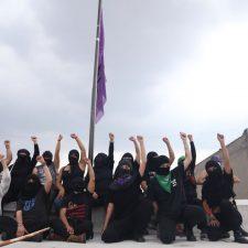 Cada vez más radicales las feministas mexicanas