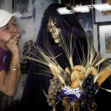 La Santa Muerte, ¿vuelven los rituales satánicos?