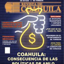 Revista de Coahuila Número 354 – Marzo 2021