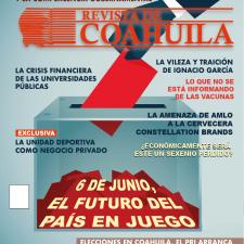 Revista de Coahuila Número 355 – Abril 2021