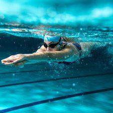 Forjando campeones de natación