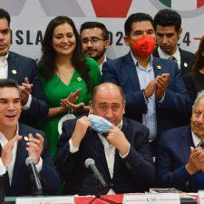 Rubén Moreira, ¿el ideólogo del PRI?