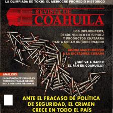 Revista de Coahuila Número 359 – Agosto 2021